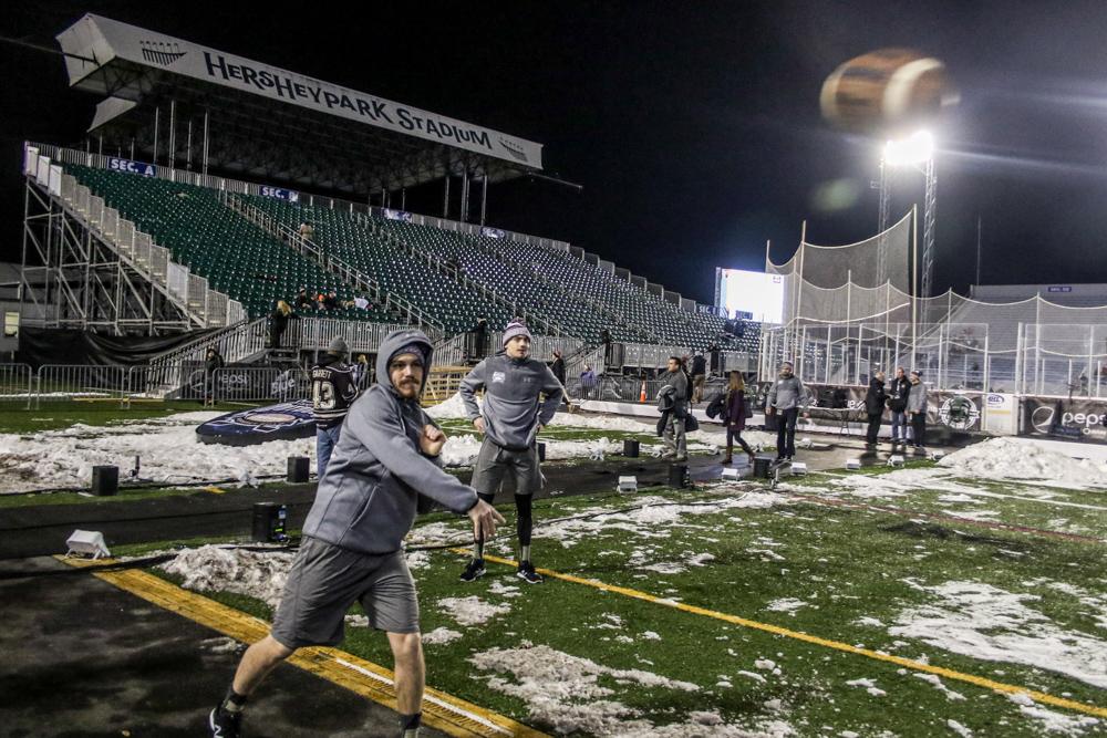 2018 Hershey Bears Outdoor Classic Game 10