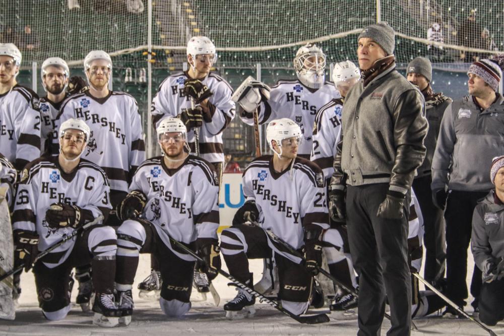 2018 Hershey Bears Outdoor Classic Game 72