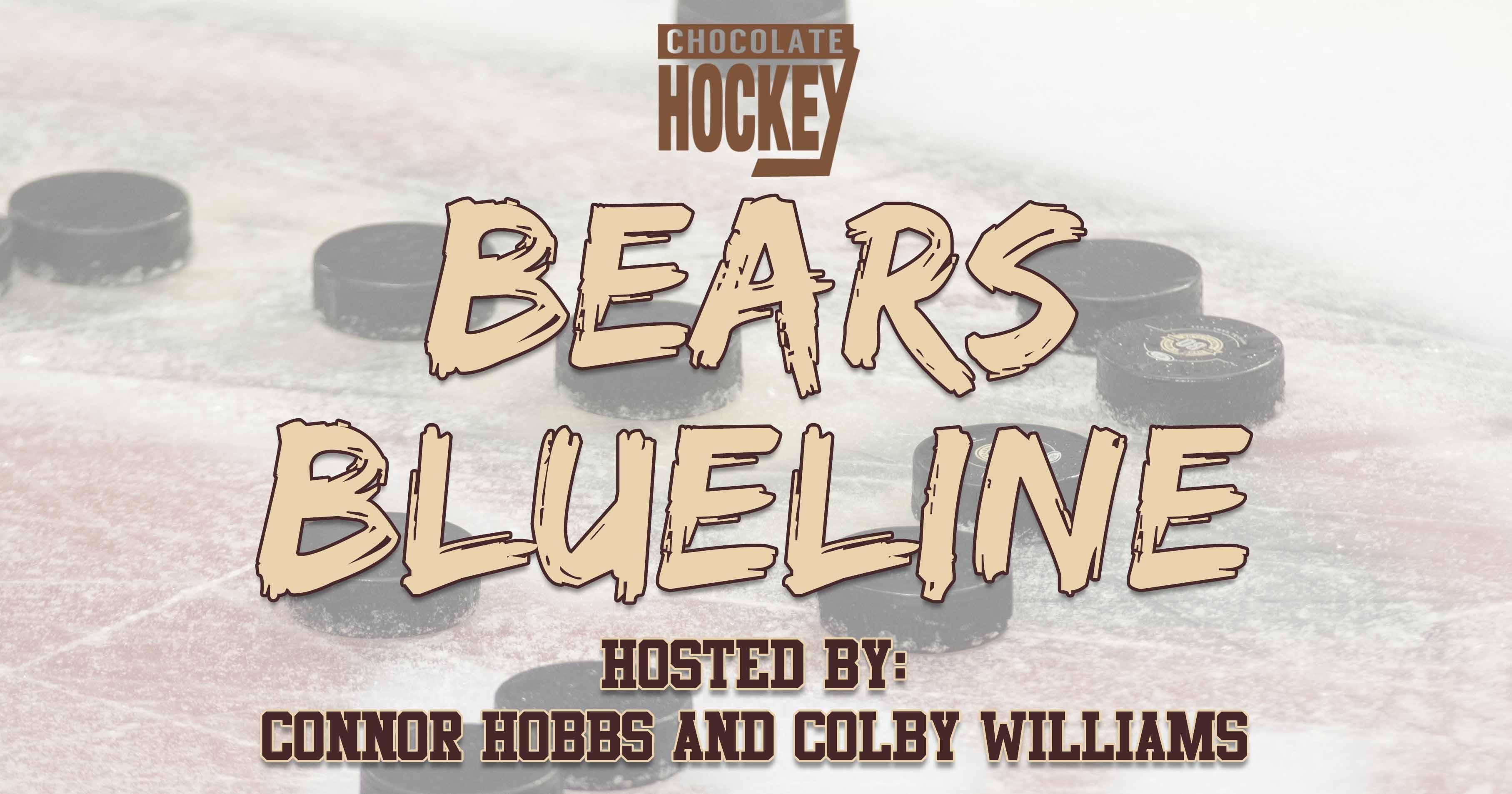 Bears Blueline Episode 2: Tyler Lewington