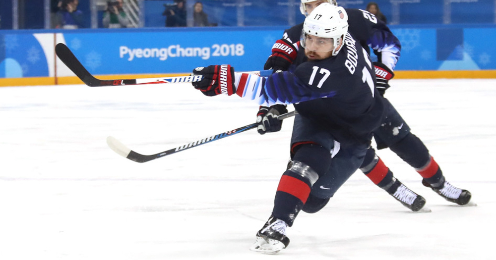 USA men's hockey team moving on to quarterfinals with 5-1 win over Slovakia