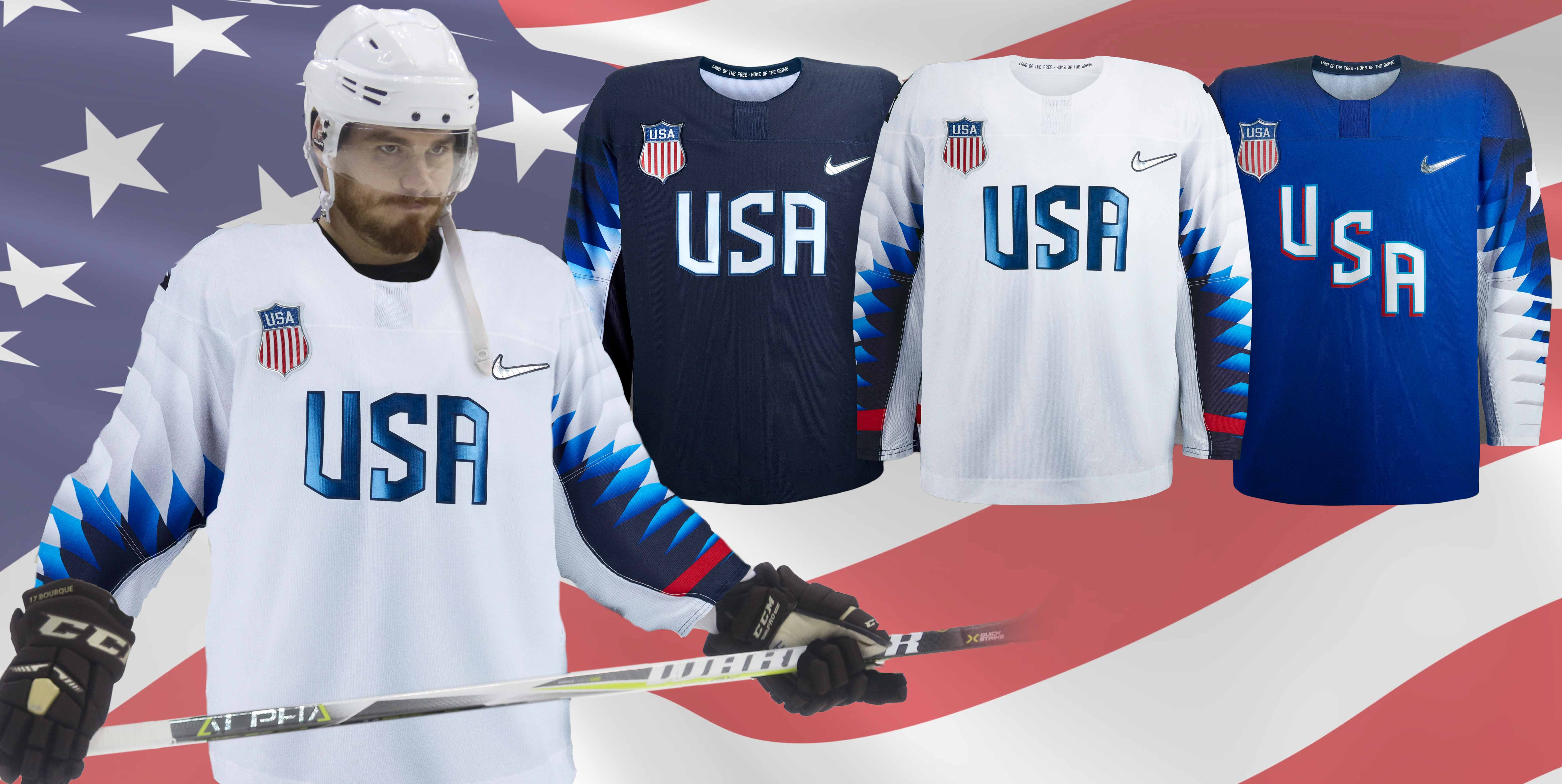 Where can you get a Chris Bourque Team USA Olympic Jersey  We ve got ... 3d775075bfa