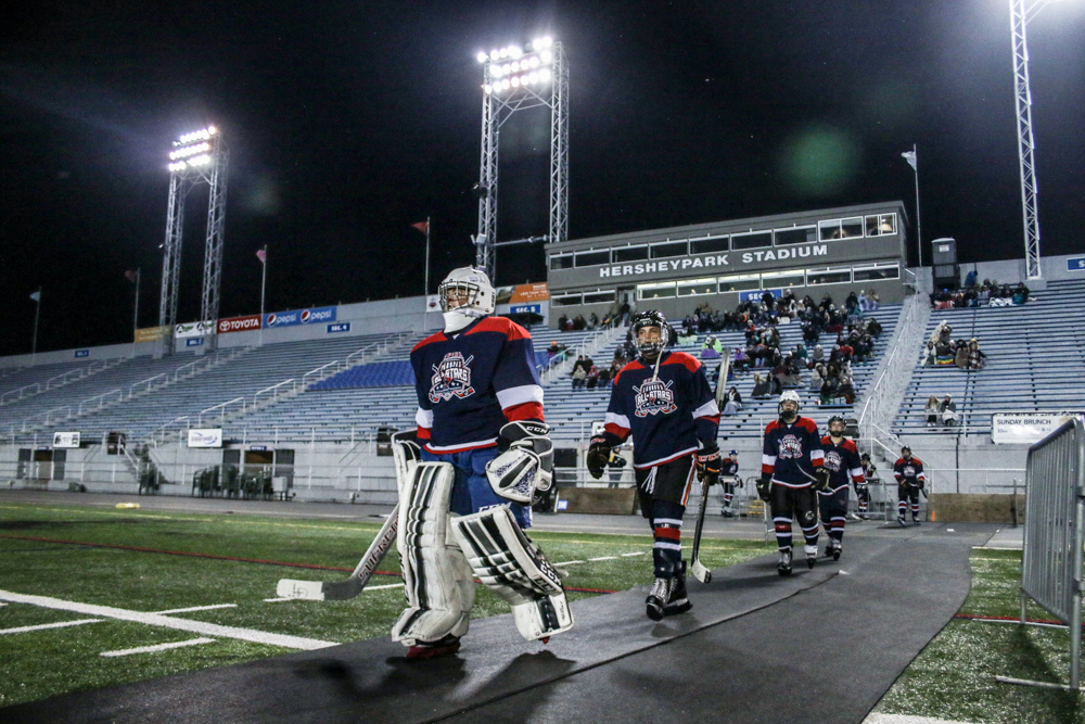 Cpihl 2018 Outdoor All Star Game 2