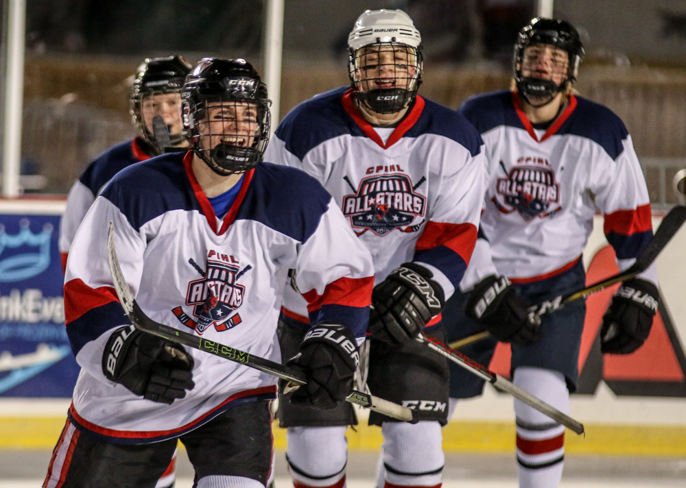 Cpihl 2018 Outdoor All Star Game 29