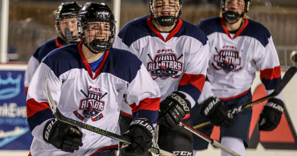 Photo gallery: CPIHL holds annual All-Star Game outdoors