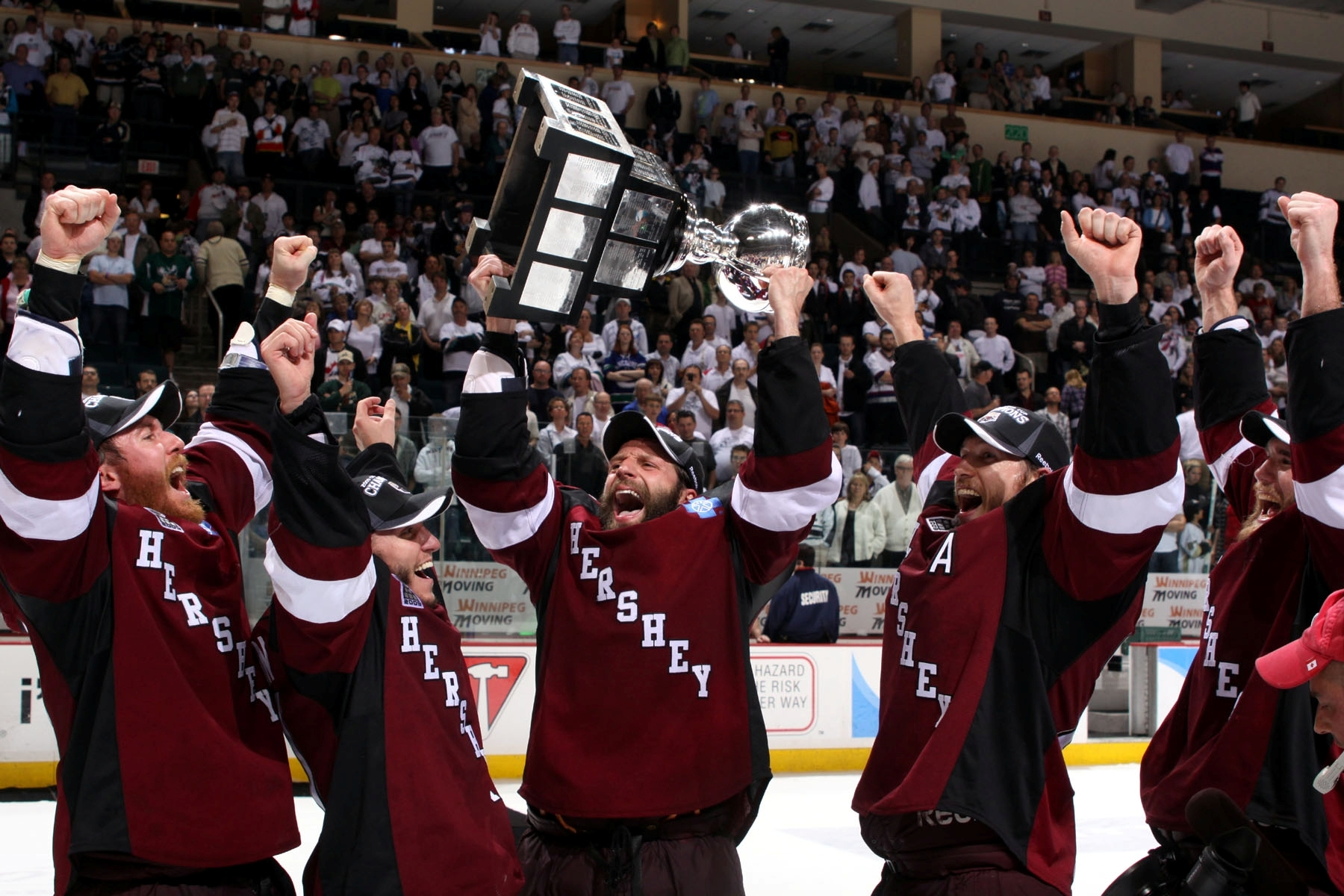 Watch Game 6 of the 2009 Calder Cup Finals
