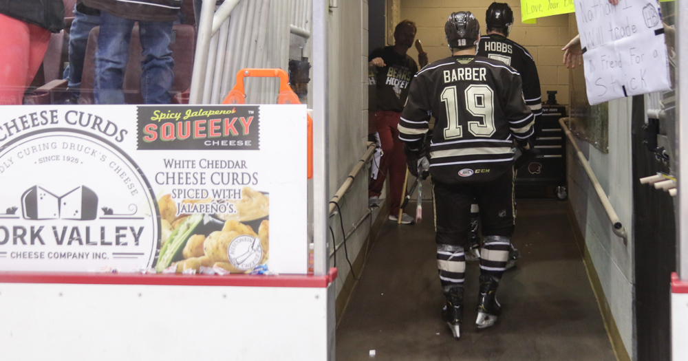 Hershey Bears Player Contract Status for 2019-20
