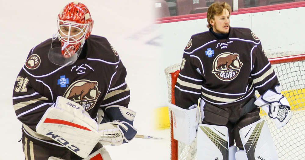 Questions still loom around Hershey Bears goaltending situation