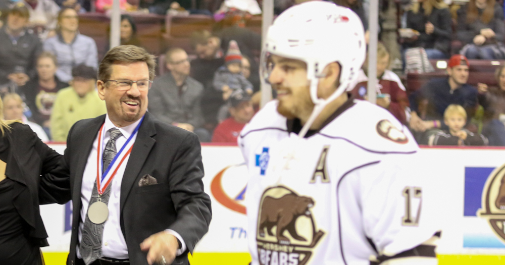 Hershey Bears Hall of Fame 2017: Doug Yingst headlines sixth class