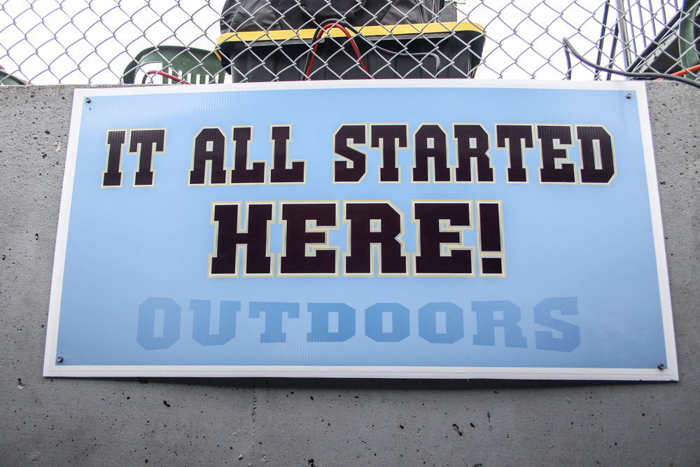 Hershey Bears Locker Room Outdoor Game 2018 17