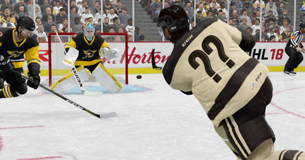 A bunch of Hershey Bears players are missing from NHL 18
