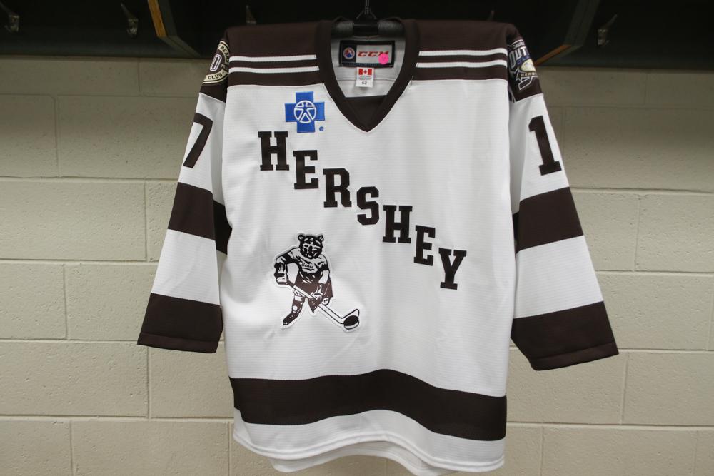 Hershey Bears Outdoor Classic Jerseys 2018 1