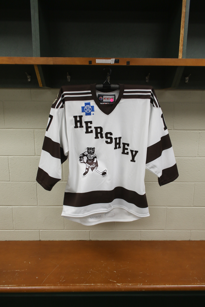 Hershey Bears Outdoor Classic Jerseys 2018 4