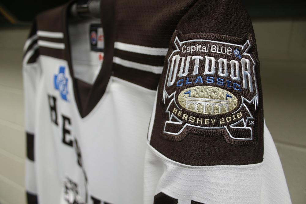 Hershey Bears Outdoor Classic Jerseys 2018 7