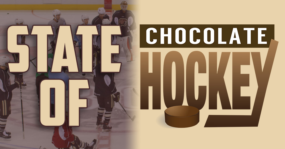 Guess whose got a new look: 2017 State of Chocolate Hockey