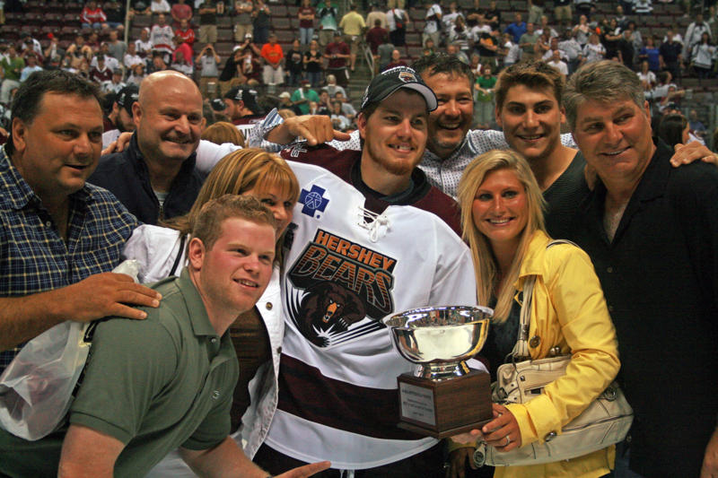 Ray Bourque, Arsene, Mink headline Hershey Bears alumni game roster