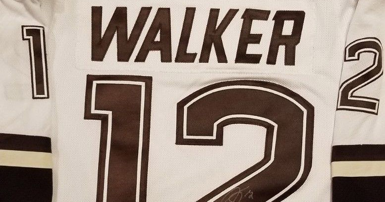 Want to win a Nathan Walker autographed jersey? Now's your chance!