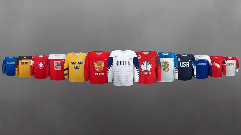 national hockey jerseys