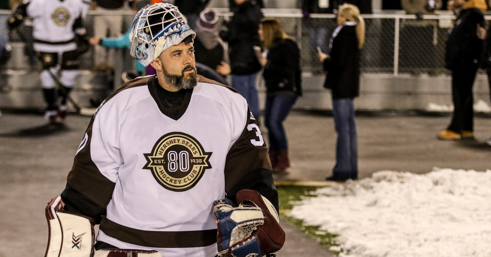 After almost a decade away from hockey, Phil Sauve makes grand return to Hershey